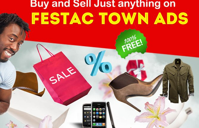 Buy and Sell in Festac – FESTAC TOWN ADS