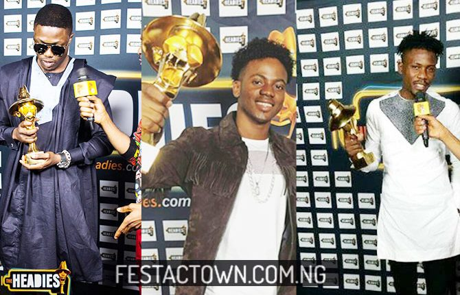 AWARDS – FESTAC TOWN YOUNGSTERS SHINES AT THE HEADIES