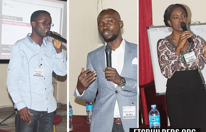 FTC BUILDERS EMPLOYABILITY SEMINAR IN FESTAC (PHOTOS)