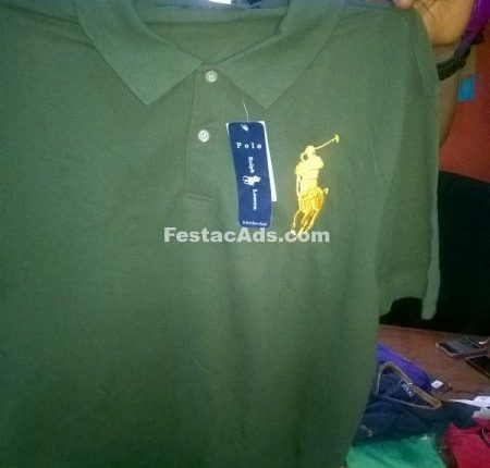 Lacosta and Polo shirts (Makeez Outfit)