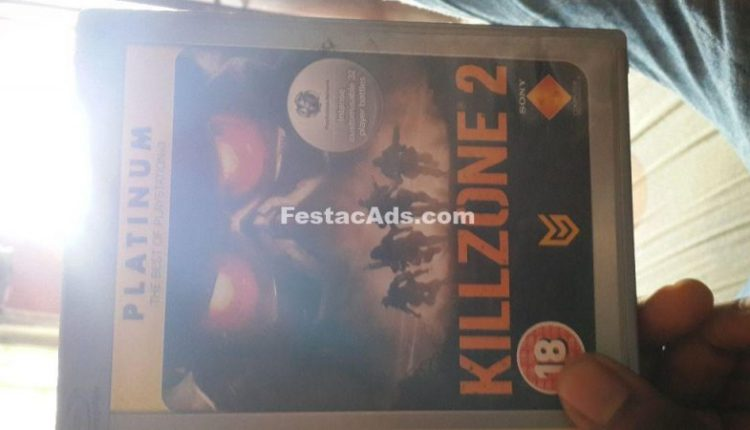 God of war collection psvita and ps3  kill zone 2