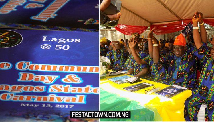 FESTAC TOWN MARKS LAGOS @ 50 (IN PICS)