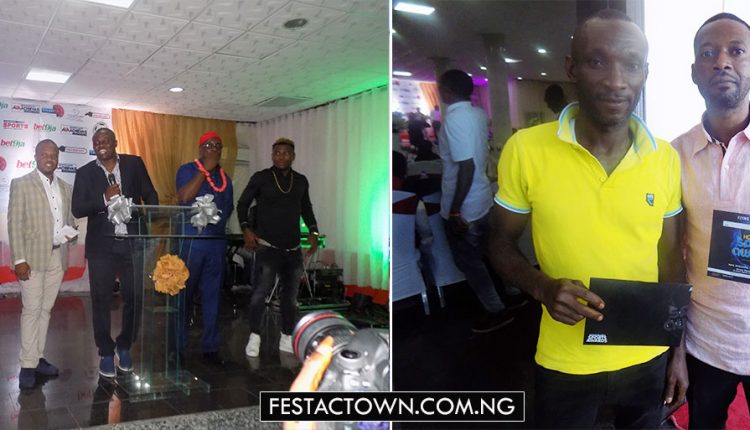 The Festac Football League Awards Night (IN PICS)