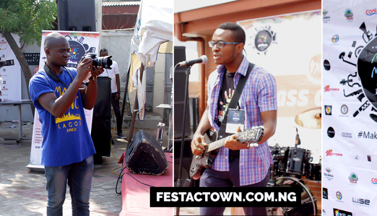 FESTAC MAKES MUSIC (IN PIC)